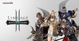 .Netmarble plans release of Lineage 2: Revolution in China this year .