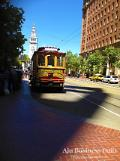.[AJU PHOTO] Jump in the Cable Car and explore San Francisco.