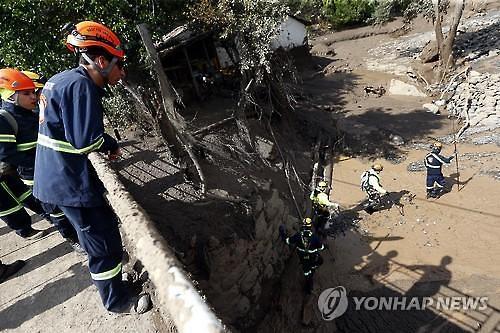 """칠레 인근 태평양서 규모 7.1 지진...""""쓰나미 우려·긴급 대피령"""""""