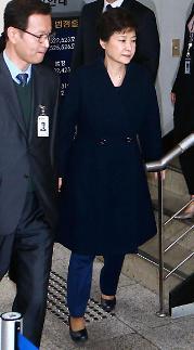 박근혜 전 대통령 2일 첫 재판… 592억원 뇌물혐의, 문화계 블랙리스트 주요 쟁점될 듯