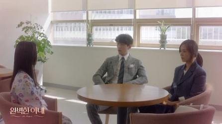 [월화드라마 예고] 완벽한 아내 19회 고소영, 조여정 입원한 정신병원 찾아가…