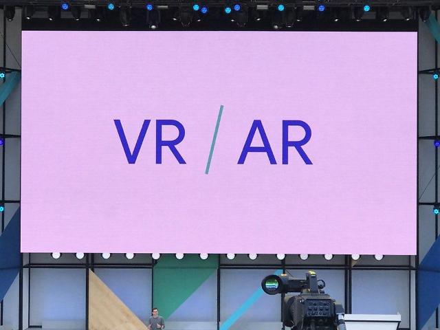 [구글 I/O 2017] 구글의 VR·AR 전략, 그 중심에 자리 잡은 스마트폰
