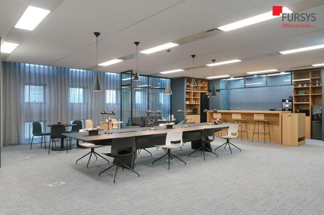 퍼시스, 퍼포밍 오피스' 광화문 센터 오픈
