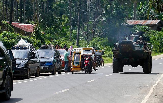 [GLOBAL PHOTO] Philippines Duterte declares martial law