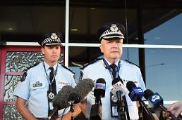 .[GLOBAL PHOTO] Australia Police Murder Seige.
