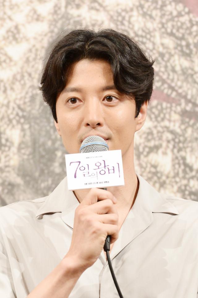 """[아주스타 영상] '7일의 왕비' 이동건 """"연산군, 20년 연기하면서 꼭 해보고 싶었던 도전"""""""
