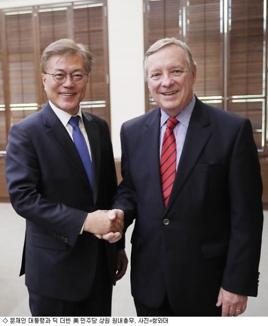 US senator says THAAD installed transparently in S. Korea: Yonhap