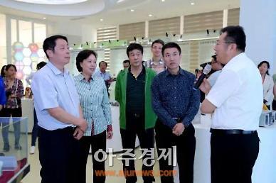 <산동성은 지금>쉬둥성 루동대 서기 일행, 옌타이 고신구 방문 [중국 옌타이를 알다(205)]
