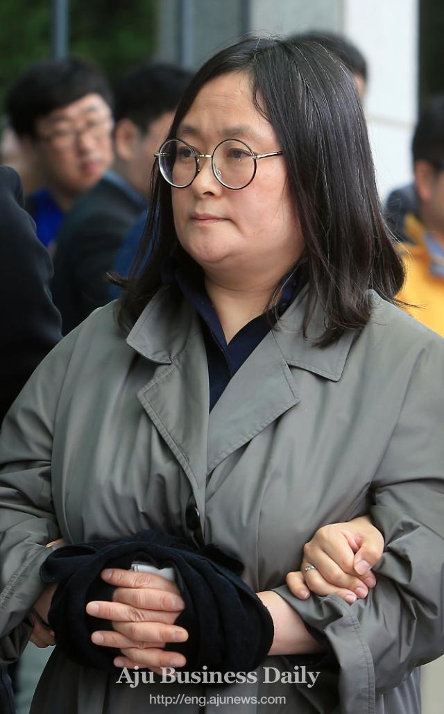 Daughter of late businessman and operator of Sewol ferry denies any wrongdoing