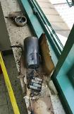 .Parcel bomb attacker admits copycat crime of Russian subway bombing.