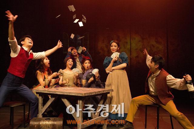 의정부예술의전당, 23~24일 창작뮤지컬 레미제라블-두 남자 이야기 공연