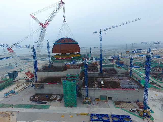 화룽-1호 앞세운 중국, 매서운 원전굴기
