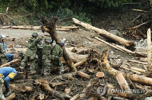 일본 가고시마현 규모 5.3 강진...폭우 등 연이은 자연재해에 이중고