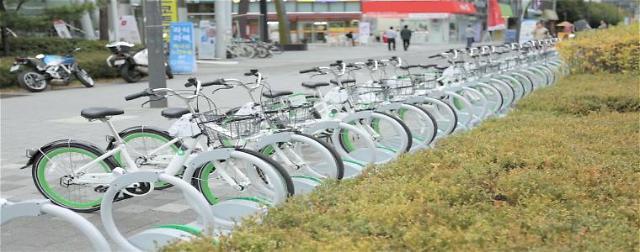 Seoul expands public bike-sharing program to ease traffic congestion