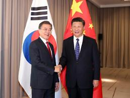 .Favorable opinion of China crashes in S. Korea to almost record low in years.