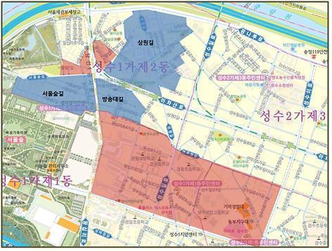 젠트리피케이션 방지책 가시화되나...서울 성동구 상생협약 확대