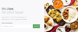 .Uber teams up with financial giant for food delivery service.