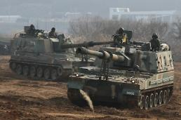 .One soldier killed, six injured in artillery blast: Yonhap.
