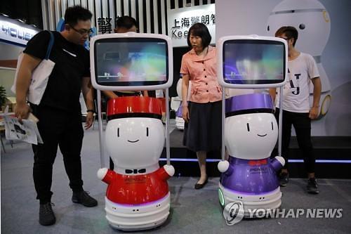 """""""중국, 로봇 운용재고량 세계 1위...임금 변동·경쟁 가속화 등 세계 경제 영향"""""""
