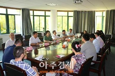 <영상산둥성>옌타이시 투자촉진국 신입인재채용 외자유치에 속도 [중국 옌타이를 알다(227)]