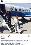 .Glamorous wife of US Secretary of the Treasury angers people with Instagram response.
