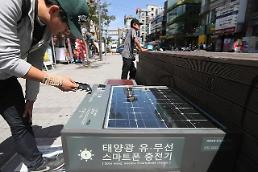 S. Koreas industry ministry to put more emphasis on clean energy: Yonhap