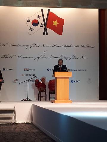 """[한·베 수교 25주년] 베트남 대사 """"한국이 베트남 능력제고·인적개발에 큰 역할해야"""""""
