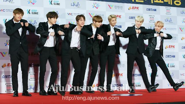 BTS to advertise tourism for Seoul through global promotion