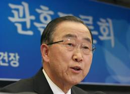 Former UN chief Ban Ki-moon elected to head IOC ethics commission