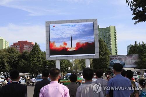 美외교 3인방 또 대북 군사옵션 거론...유엔총회 앞두고 중국·러시아 압박 커지나
