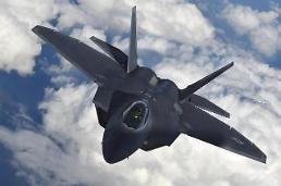 .美国F-22和F-35A战机将亮相首尔防卫产业展.