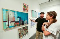 サムスン「ザ・フレーム」、ロンドンデザインフェスティバルで新しいデジタルアート世界開き