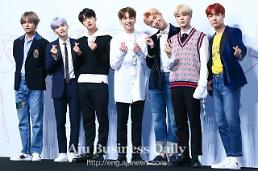 Boy band BTS says deeply moved by support from fans