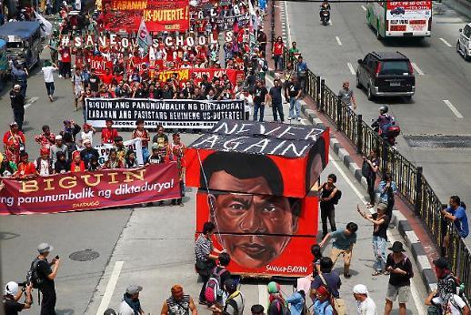 마약사범 급증에 필리핀 교도소 예산안 바닥