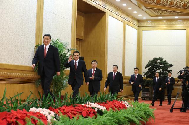 시진핑 2기 진용 확정, 中 2주간 최대 정치일정 돌입
