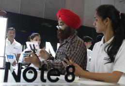 .印度成高端智能手机竞争高地 三星小米苹果群雄逐鹿.