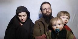 .North American family held hostage by Taliban rescued after five years.
