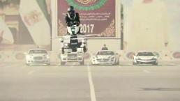 .Dubai Police will soon flaunt officers on Hoverbikes.