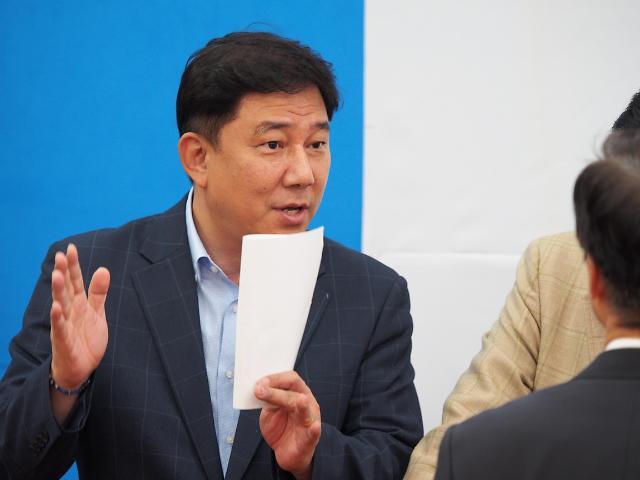 """[2017 국감] 방사청 속여 국방규격 확정?…김병기 """"신형 방산비리"""""""