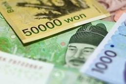.半岛局势紧张致韩信用违约风险上升 高出中国15个基点以上.