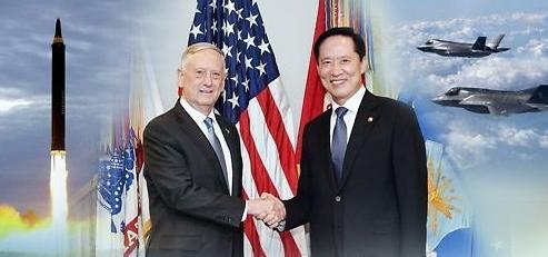 美国防长抵韩将访问共同警备区释放对朝信号