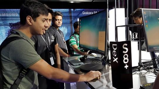三星手机印度市场冠军地位不保 与中国小米仅差1%