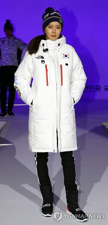 [PHOTO] Pyeongchang Olympic uniform for S. Korean players