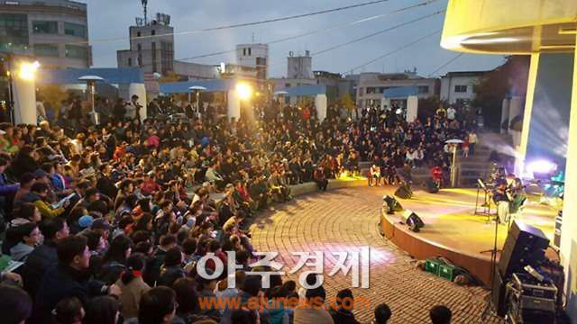 성남시 복정동 제6회 어울림 빛 축제 열어