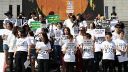 .Majority of S. Koreans supports legalization of abortion: survey .