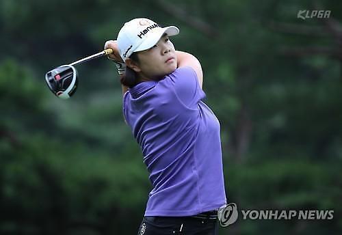 '日무대 적응' 이민영, LPGA 토토 재팬 클래식 1R 공동선두