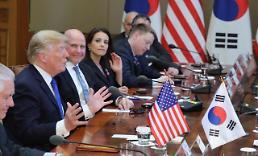 Trump welcomes Seouls purchase of U.S. military equipment: Yonhap
