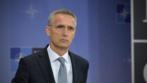 北约秘书长:坚决应对朝鲜的任何攻击