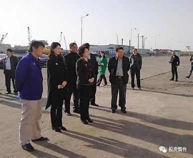 <산동성은 지금>옌타이시, 펑라이시 투자유치에 지원사격 [중국 옌타이를 알다(248)]