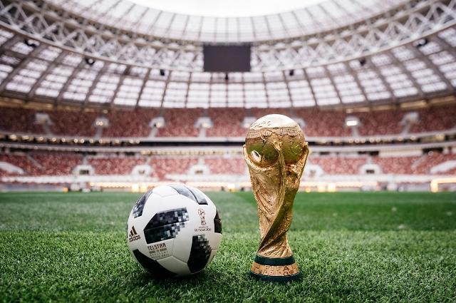 아디다스, 러시아 월드컵 공인구 '텔스타 18' 공개